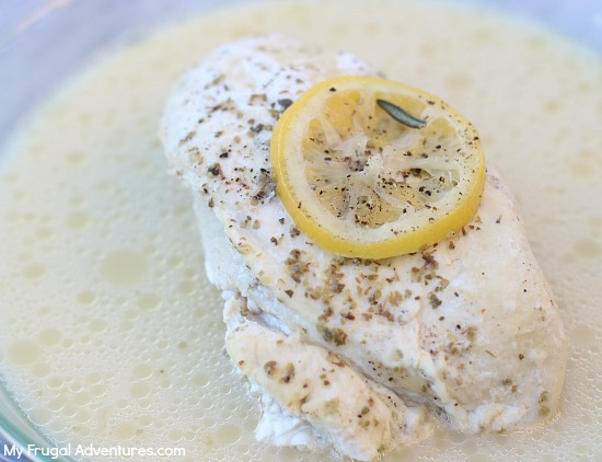 lemon chicken instant pot