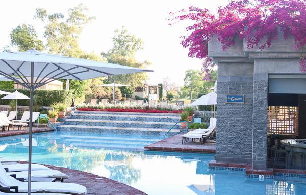 Hyatt Hotel Scottsdale Pool