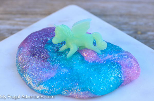 No Borax Slime Recipe_