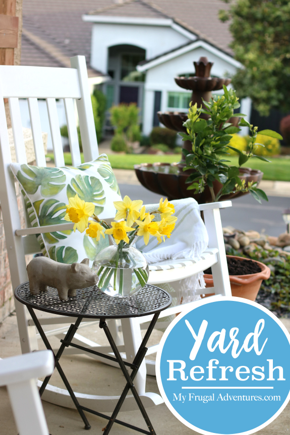Spring Outdoor Refresh Plans