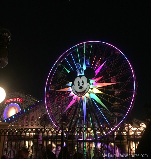 World of Color at Disney