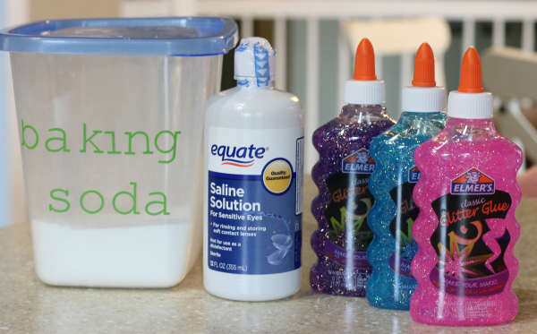 Easy Slime Recipe Without Borax Or Contact Solution