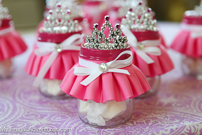 Princess Party Favors My Frugal Adventures