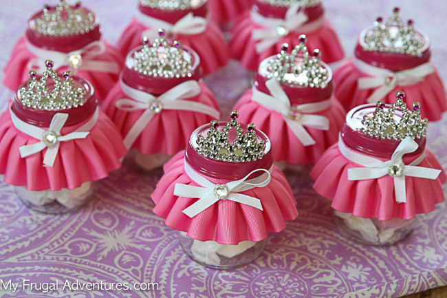 Ballet Party Favor Idea
