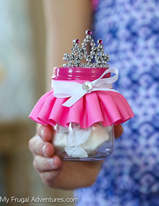 Princess Party Favor Idea