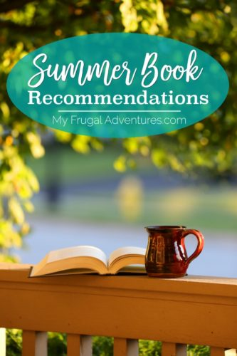 Summer Book Recommendations 2017