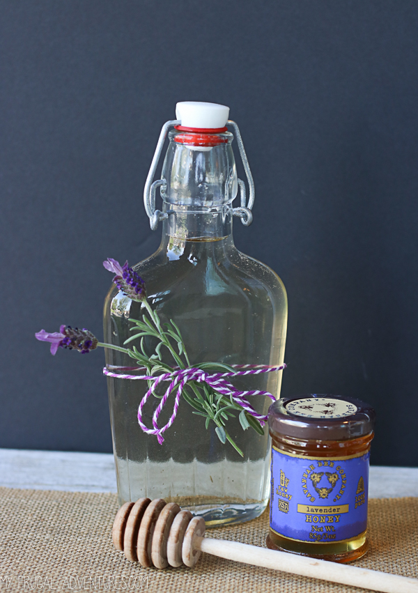 homemade lavender coffee syrup recipe