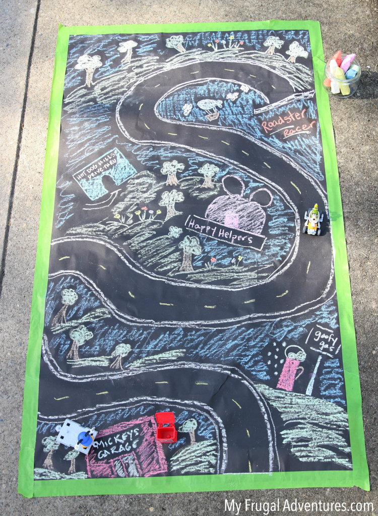 Chalk Art for Kids