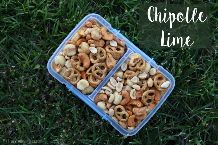 Chipotle Lime Trail Mix
