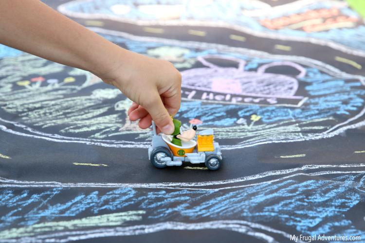 DIY Racetrack
