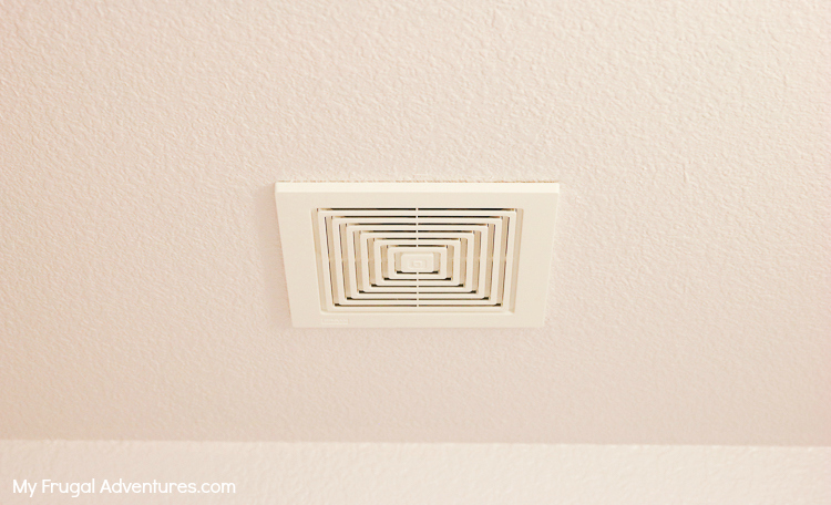 How to replace vent fans in bathroom