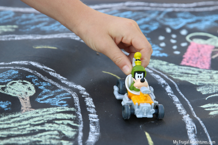 Mickey Mouse craft