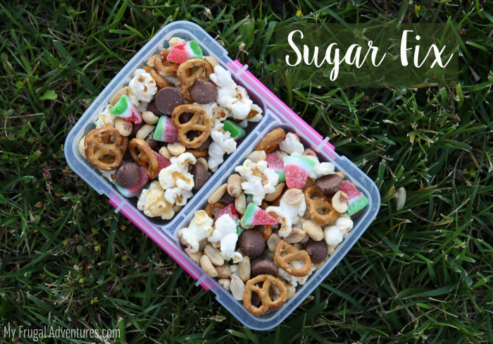 Sugar Fix Trail Mix