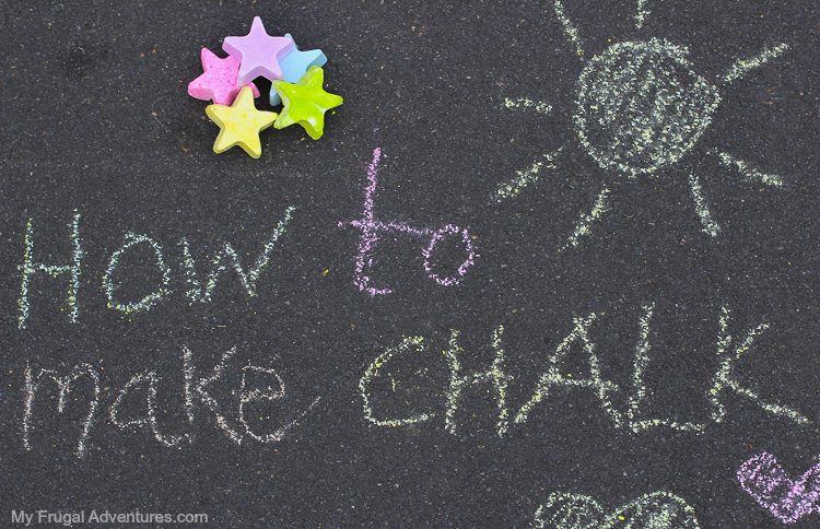 How to Make Chalk