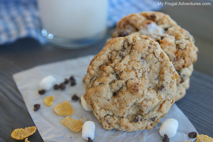 Milk Bar cornflake cookie recipe