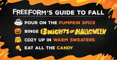 13 Nights of Halloween: Family Movie Schedule - My Frugal Adventures