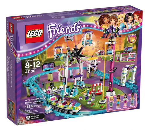Lego Friends Amusement Park 25% off - My Frugal Adventures