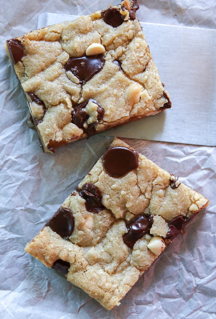 Recipes archives my frugal adventures these cookie bars are just delicious a really great alternative to a standard chocolate chip cookie with a super fast and easy one bowl recipe forumfinder Images