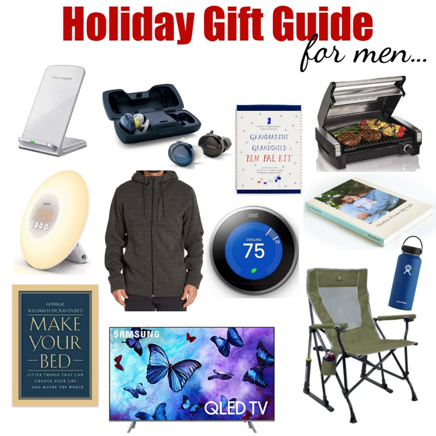 The men in my life are always such a problem to shop for! I have the worst time finding gifts for my Dad Father in Lawu2026 even my husband.  sc 1 st  My Frugal Adventures & Gift Guide for Men 2018 - My Frugal Adventures