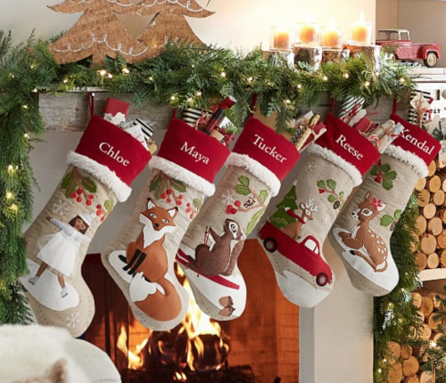 Pottery Barn Kids 50 Off Christmas Stockings My Frugal Adventures
