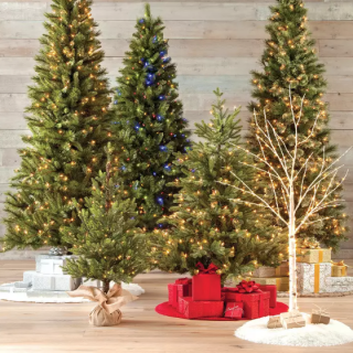 900663b280f Target  50% off Artificial Christmas Trees