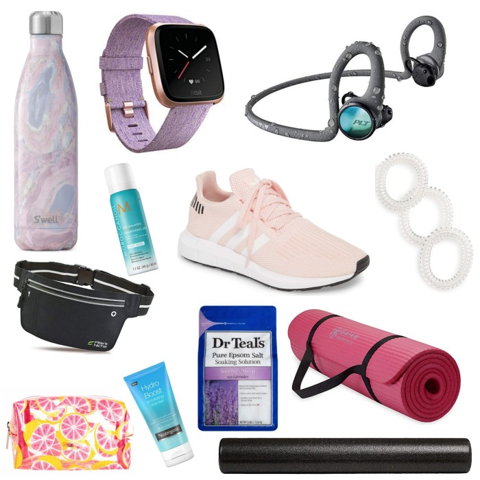 Exercise essentials to stay fit in the New Year.