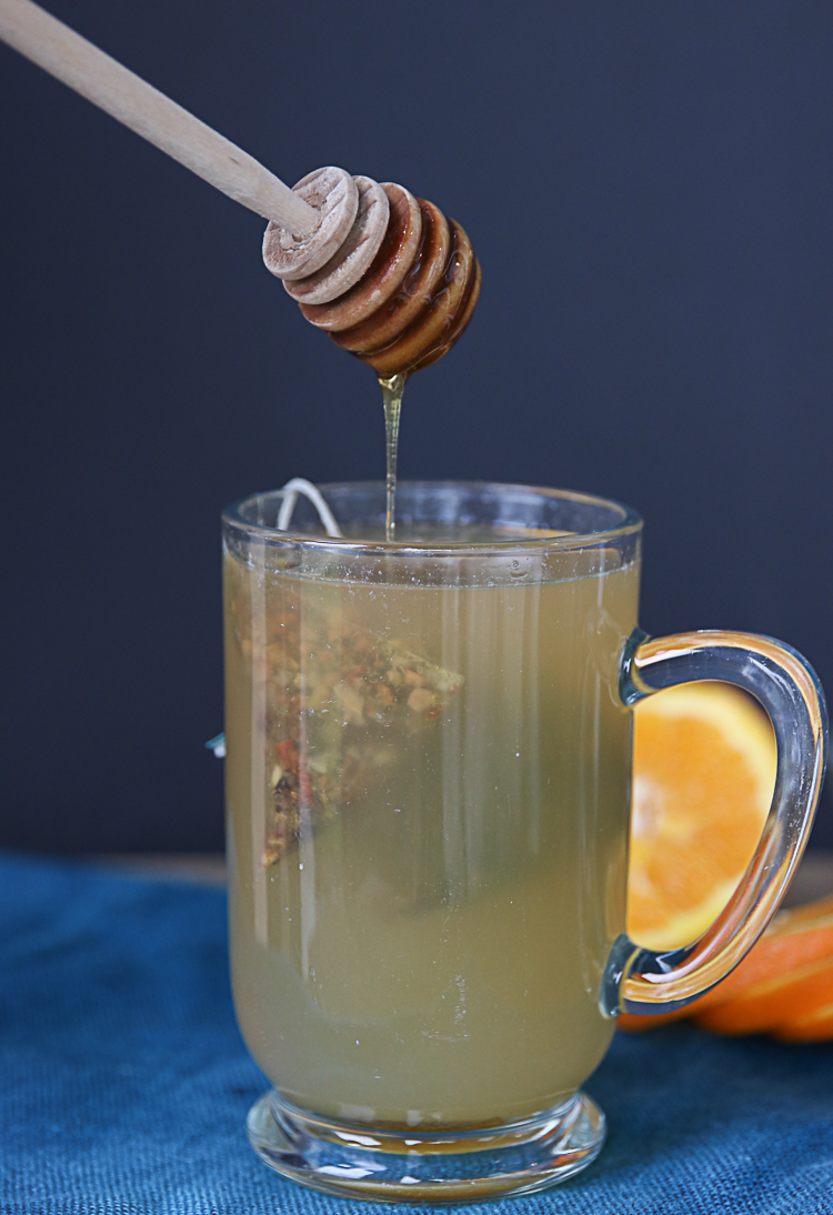 Recipe for Starbucks Medicine Ball from My Frugal Adventures.com. The perfect at home cold and flu relief.
