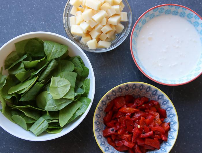 Whole Foods Smoked Mozzarella Pasta Salad